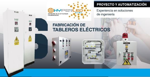 TABLEROS ELECTRICOS Y CAJAS