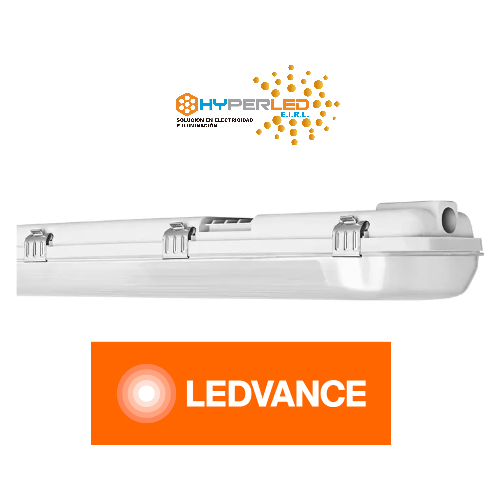 LUMINARIA HERMETICA LED 40W DAMP PROOF LEDVANCE
