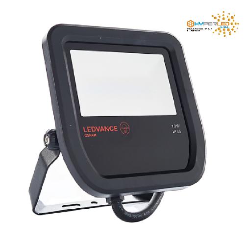REFLECTOR LED FLOODLIGHT NEGRO 10W/830(LUZ CALIDA) IP65 30,000H 100-240V – LEDVANCE