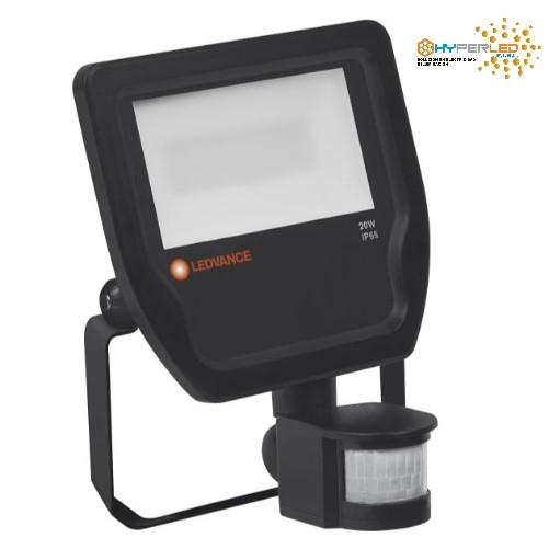 REFLECTOR LED DE 20W CON SENSOR LUZ BLANCA 5700K LEDVANCE