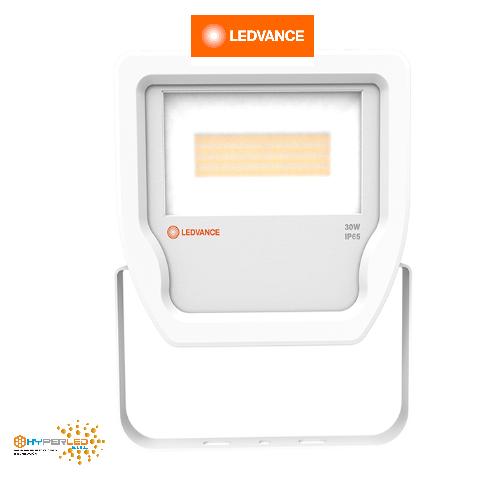 REFLECTOR LED FLOODLIGHT BLANCO 30W/830(LUZ CALIDA) IP65 30,000 100-240V – LEDVANCE