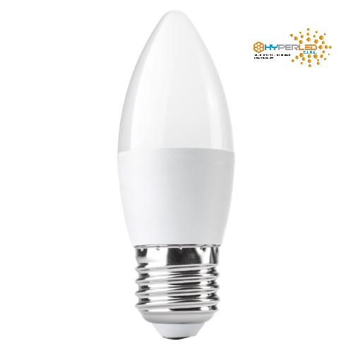 FOCO LED TIPO VELA 4.5W 350 LM E27 GENERAL ELECTRIC